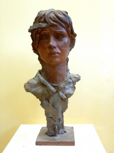 sculpture,adam,exposition